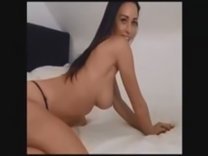 omegle reaction hot babe striptease on webcam