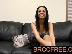 Backroom Casting Couch Lana