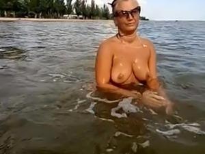 Beach Public Nude