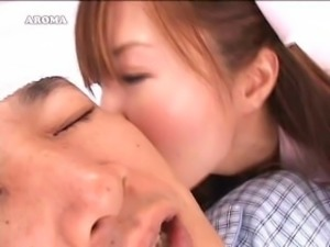 Face Licking Compilation 1
