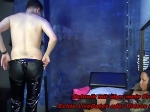 GERMAN BDSM TEEN - REAL INTERNET USER DATE