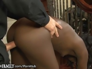 White Stepdad Fucks Daughter Hard