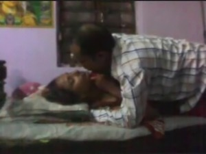 Desi hot aunty boobs sucked n fucked by her hubby