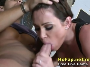 Big Tits Milf Wife Fucks Young Gym Instructor