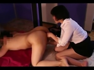 Prostate massage in an asian massage parlor Chinese, Hidden-cams, Massage