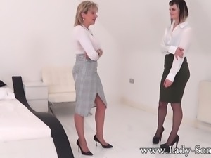 Lady Sonias  niece returns and fucks her uncle as payment