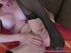 Creampie For Horny Amateur Housewife
