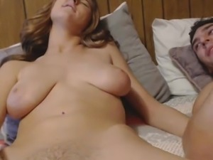 Hot Girlfriend Pussy Eaten and gets Hard Toying