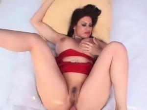 MILF stunner is a sucker for anal
