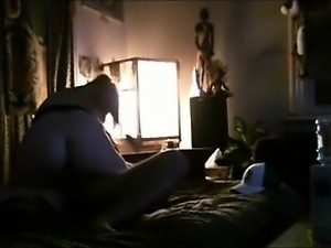 Blond slut gets slammed from both ends in this awesome free