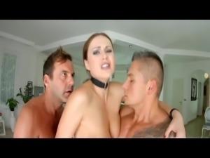 Tina Kay anal gangbang creampie on All Internal
