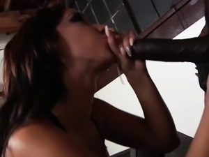 Jada Stevens bouncy butt gets fucked by Lex Steeles lucky me