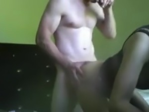 Big cock pounding little asian slut