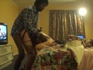 Amateur Southern Wife Tries Our Friends HUGE BBC