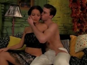 Erotic and Insane divan seduction