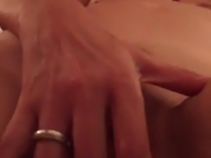 German wife mastrubates 2