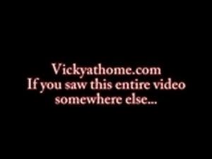 Amazing MILF VIcky Vette