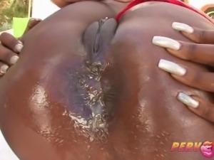 PervCity Interracial Anal MOM