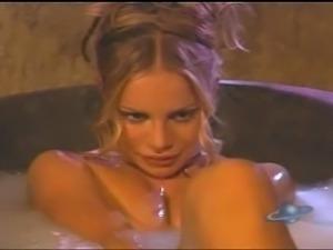 Xenia Seeberg ia the Bath