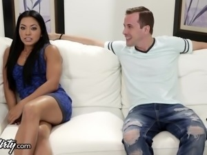 PrettyDirty Morgan Lee Cheats with Peevert!