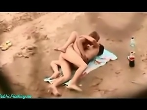 Great nude beach fucking compilation
