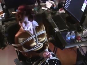 Yellow shirt secretary
