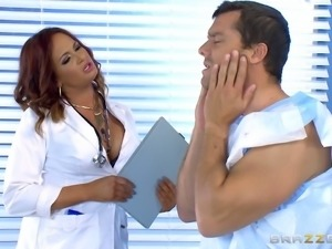 Tory Lane is one of those doctors who just love the anal drilling!