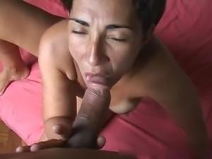 Brazilian MILF