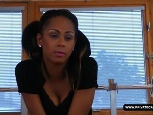 isabella chrystin in a private pov casting
