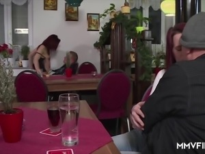Natalie Hot has been subjected to a quite intense casting for her dirst porn...