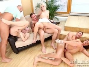 Swingers Orgy 6 - Scene 1