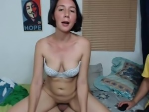 shes fucking two guys   oopscams com