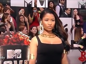 Nicki Minaj Ass Twerk and Lesbian - Super Hot