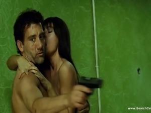 Monica Bellucci nude scenes - HD