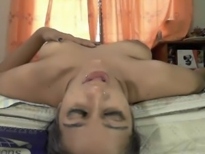 FRIENDS WIFE LOVES FACE FUKING