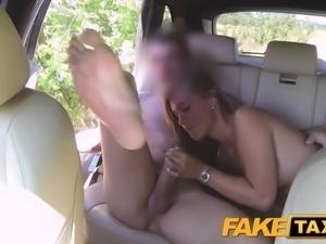 FakeTaxi Cute customer with natural tits