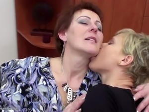 stepmother fucked and pissed on by two daughters