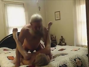 Grandma fucks a gilf that is sensational