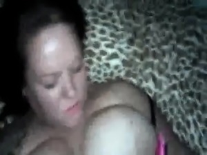 Slut Gets Knocked And Pushed In Up