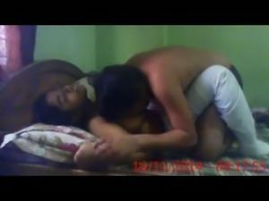 Busty Indian girl Naina Kishore is fucked missionary style
