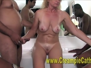 Massive Sloppy Creampie