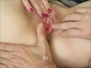 Compilation: 100 Pussy Contractions in 100 Seconds