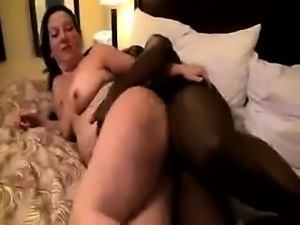 Wife getting rammed by dark