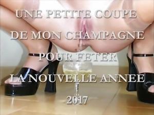Une coupe de mon Champagne pour le Nouvel An ?