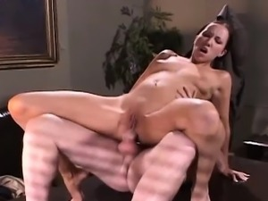 Deep anal drilling in the principal's office