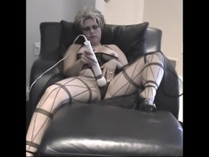 A Hot Milf and Her Magic Wand W Sound