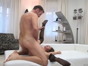 Dominica's legendary lover gives her the best drilling of her life