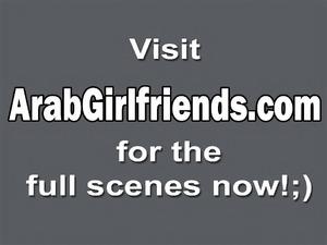 Amateur Arab Girlfriend Sucks Missionary Bedroom