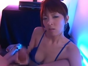 Hot Japanese bombshell An Mashiro loves being rammed really hard