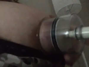 Pumped titty